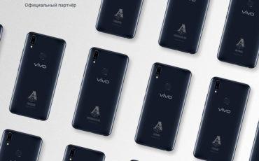 Vivo V9 Locomotive Smartphone