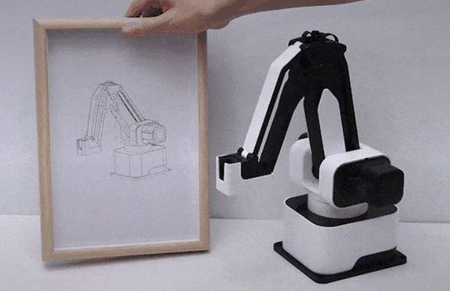 Робот для дома от Hexbot удивляет возможностями