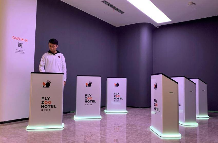 Гостиница будущего от AliExpress