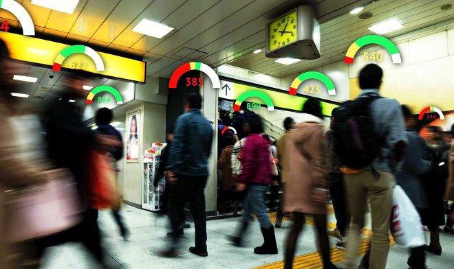 Социальный рейтинг - эксперимент в Китае