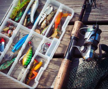 Лучшие спининги для рыбалки