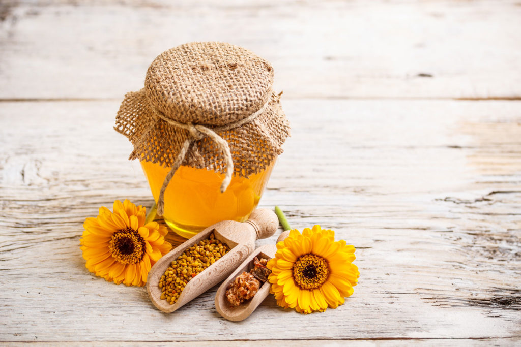 Мёд, редька, сок моркови – ценные продукты