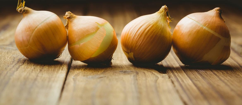 Ешьте лук каждый день и вот почему