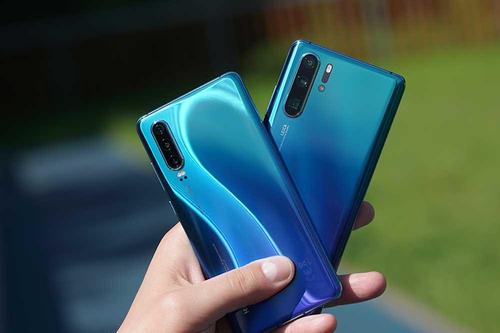 Huawei P30 Pro vs Huawei P30