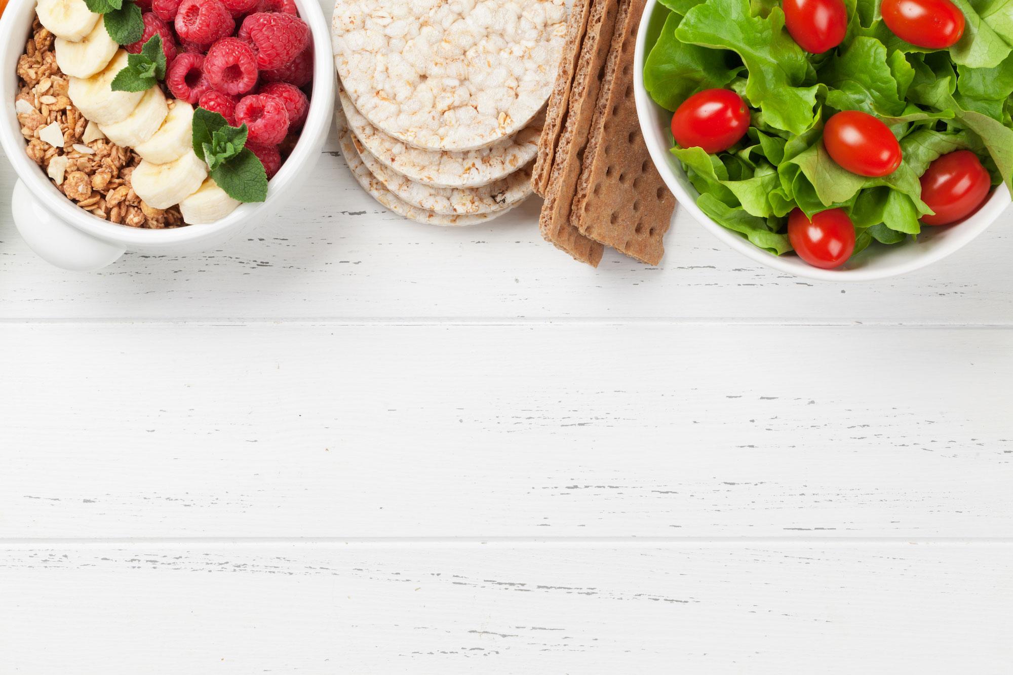 Правильное питание или как похудеть без диет. Меню внутри