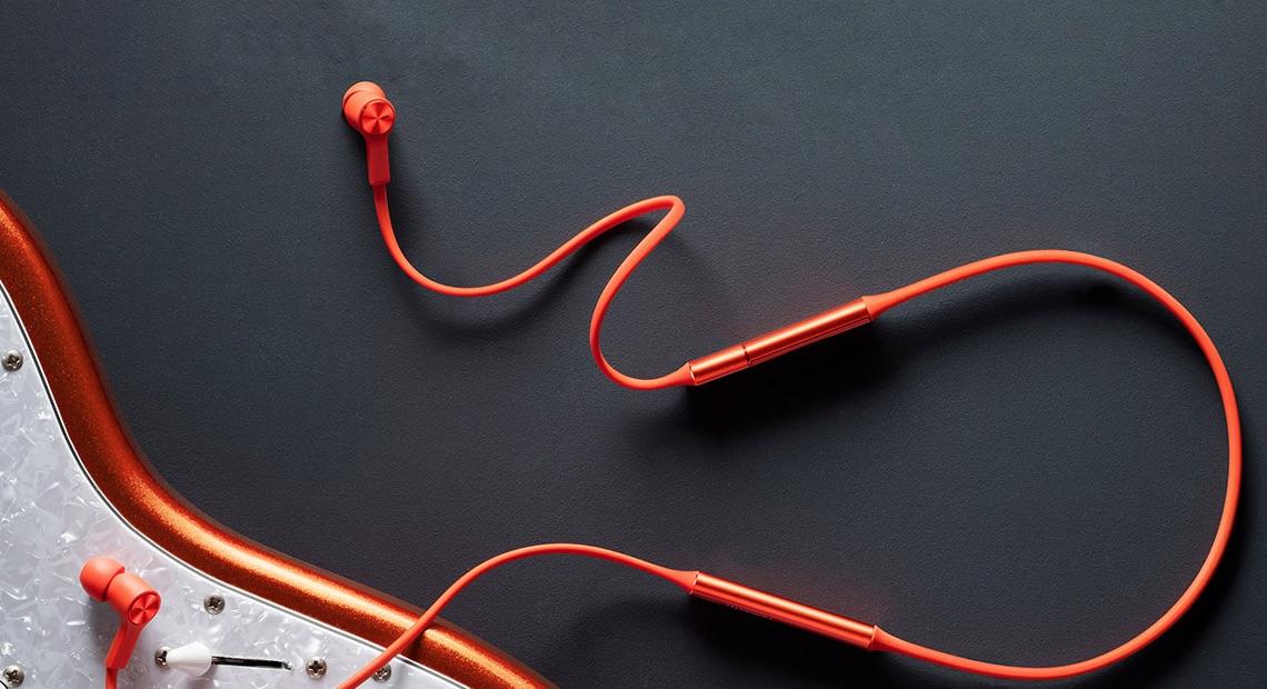 HUAWEI FreeLace — беспроводные наушники для простого подключения и быстрой зарядки