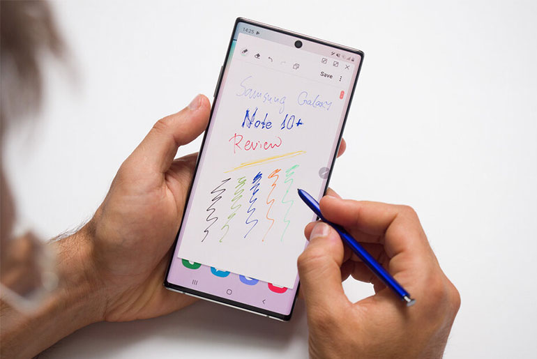 Samsung Galaxy Note 10+ перо S Pen
