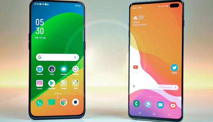 Сравнение Samsung Galaxy Note 10, Oppo Reno 10x zoom и Xiaomi Mi 9T Pro