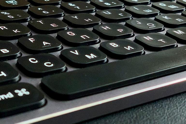 Satechi Aluminium Bluetooth Wireless Keyboard