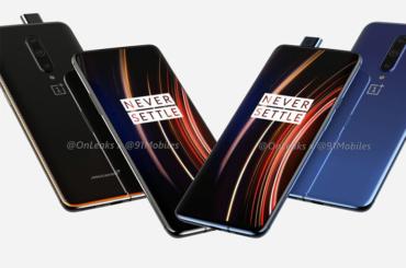 OnePlus 7T и OnePlus 7T Pro