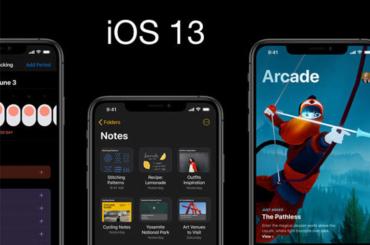 Дата выхода iOS 13