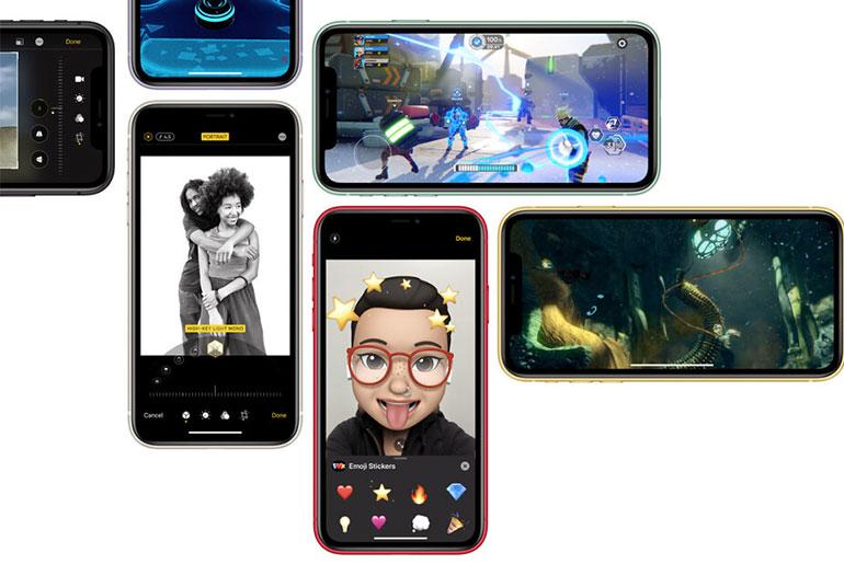 Сравнение камер и начинок iPhone XR и iPhone 11