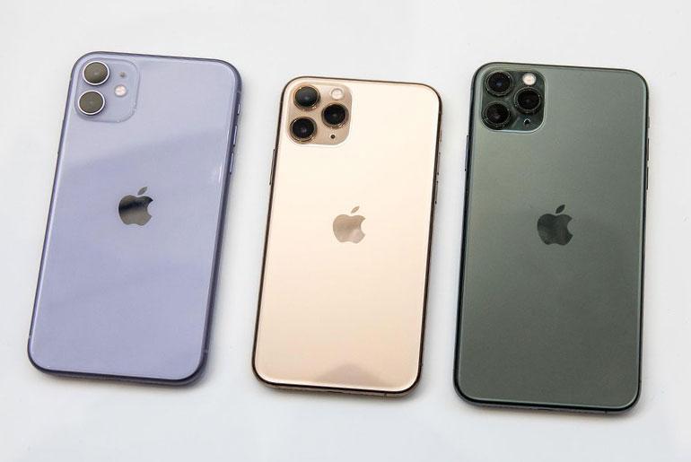 Сравнение характеристик iphone 11