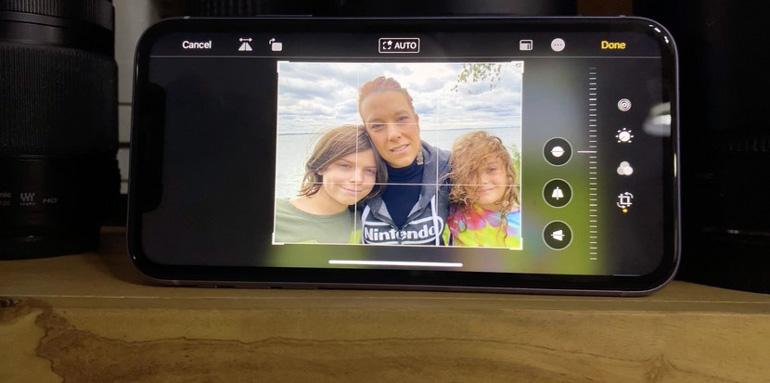 Тест камеры iPhone 11
