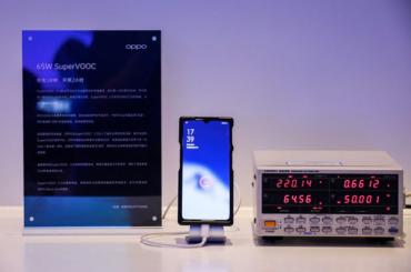 65W SuperVOOC and 30W Wireless VOOC