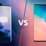 OnePlus 7T vs. Galaxy S10