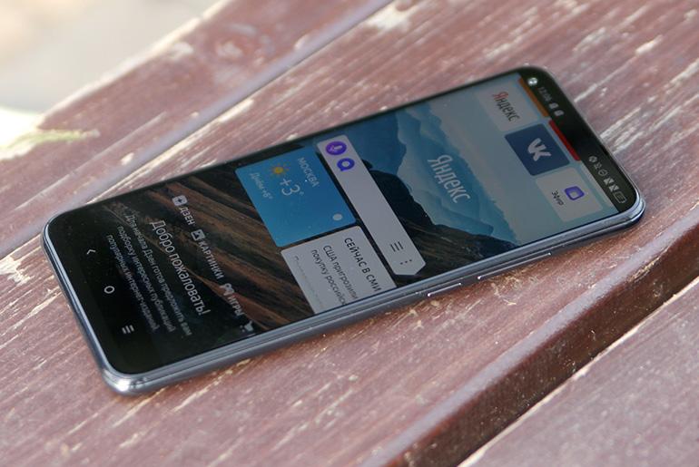 Обзор смартфона TCL Plex: NFC и..?