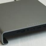 Satechi Aluminum Monitor Stand Hub