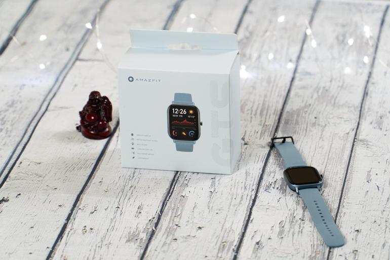 Дешевле Apple Watch — обзор Amazfit GTS