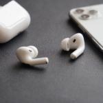 AirPods Pro с iPhone 11 Pro Max