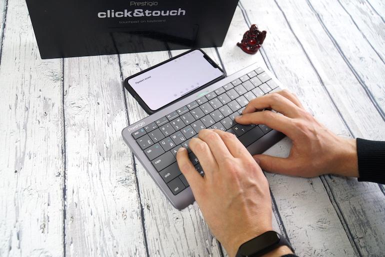 Prestigio Click & Touch