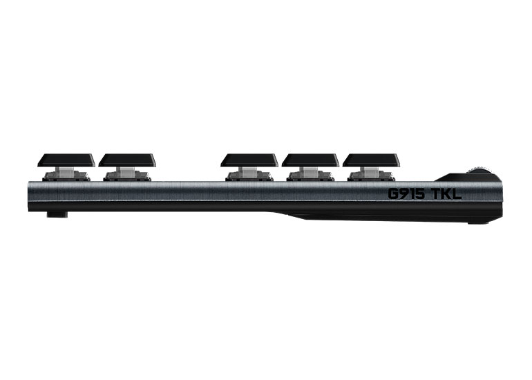 Logitech G915 LIGHTSPEED TKL профиль
