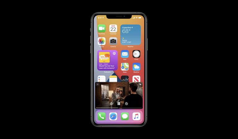 Apple показала iOS 14 и iPadOS, что нового?
