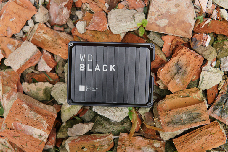 Обзор и тест WD_BLACK P10 Game Drive 2Tb — для геймеров и не только