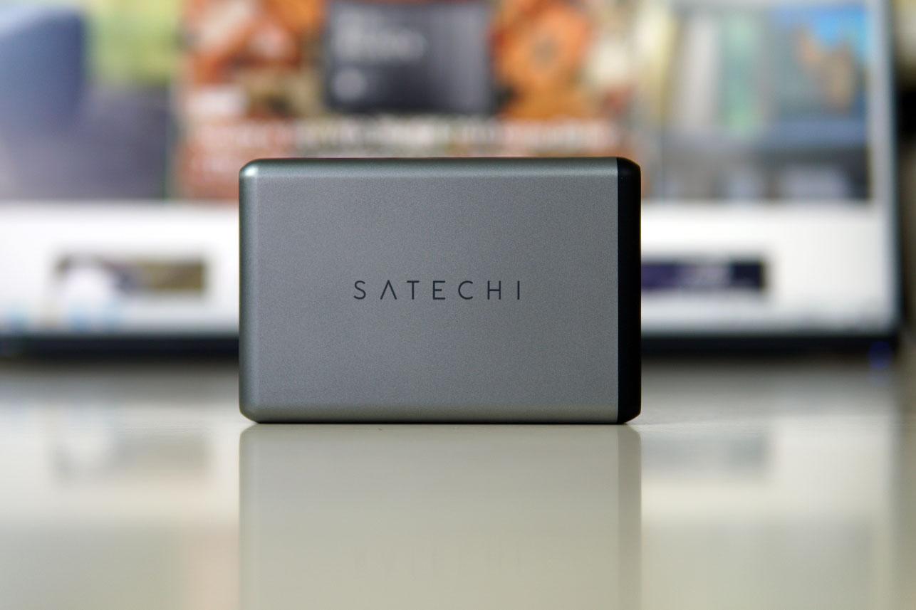 Обзор Satechi 108W PRO USB-C PD