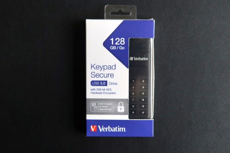 Как хранить данные безопасно с помощью защищенных накопителей Verbatim
