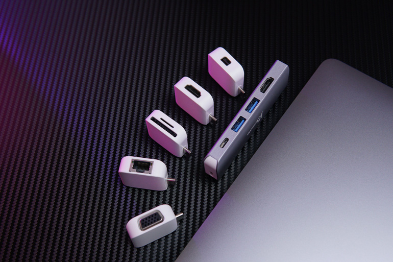 j5create ULTRADRIVE Kit USB-C