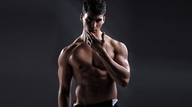 Угадай, что в мужском теле привлекает больше всего