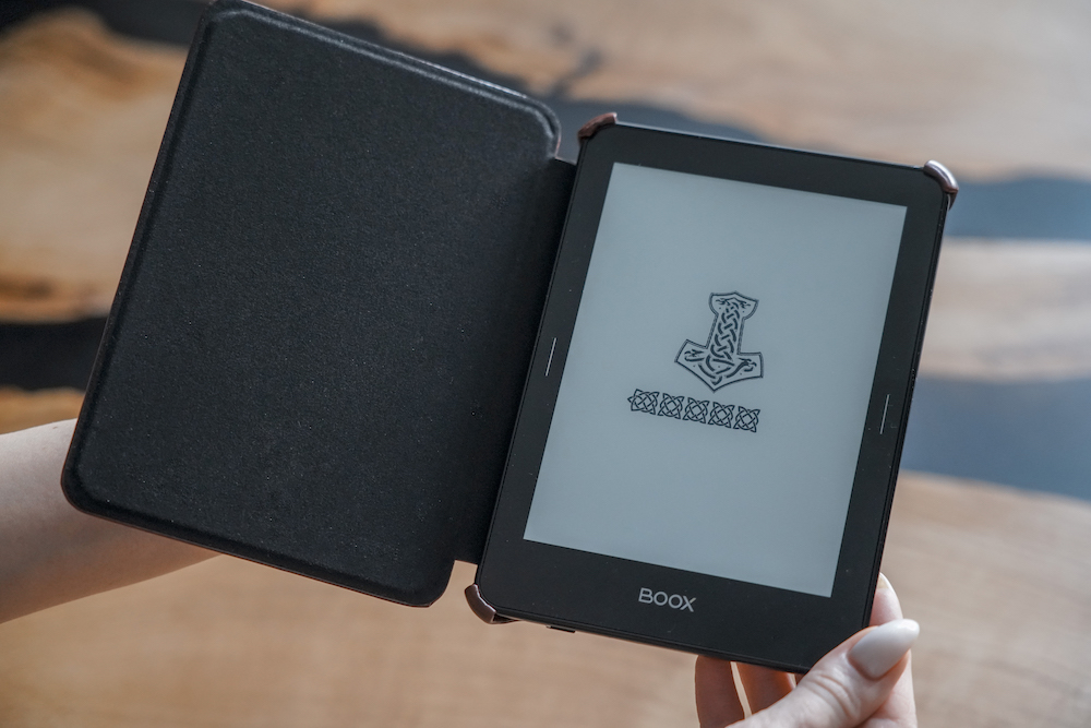 Электронная книга ONYX BOOX Viking — чтение с комфортом
