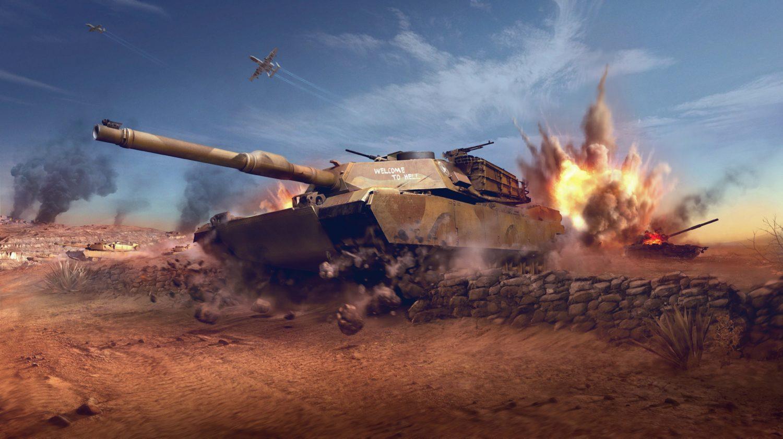 Два глобальных обновления пришли в World of Tanks