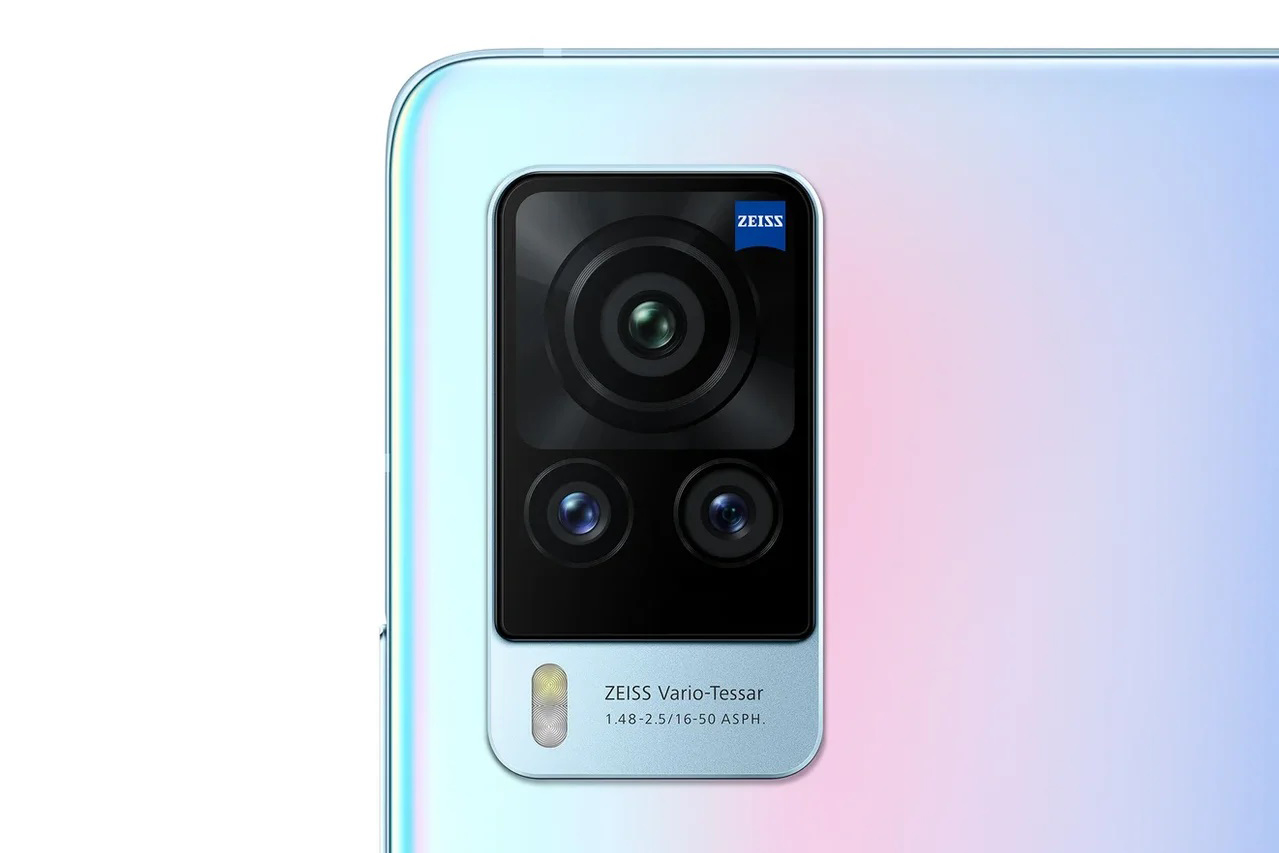 Vivo представила свой фотофлагман X60 Pro