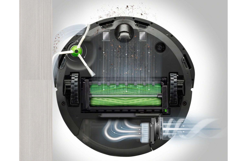 Представлен робот-пылесос с автоочисткой