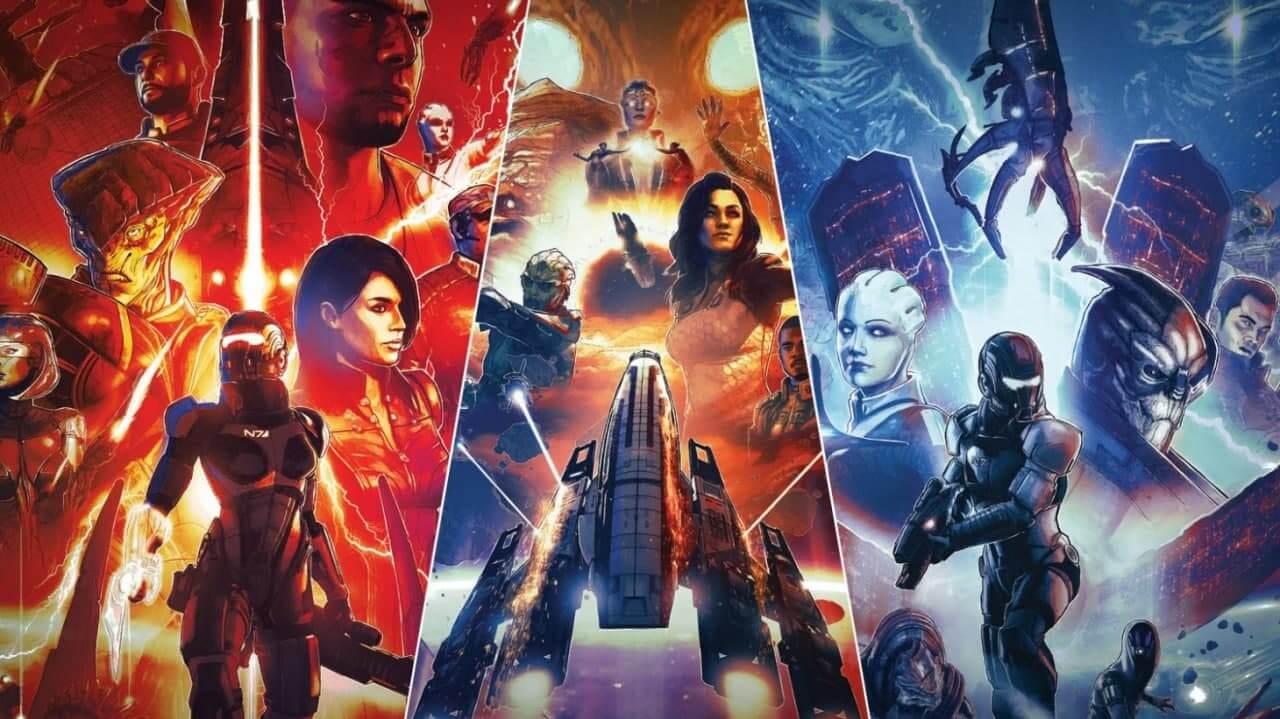 Состоялся долгожданный релиз «Mass Effect: Legendary Edition»