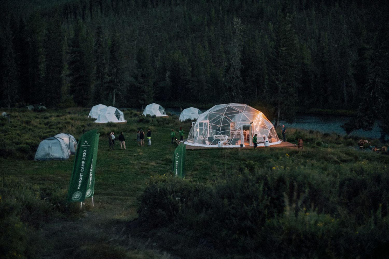 Глэмпинг Mamont Camp Алтай? Новый туризм в России