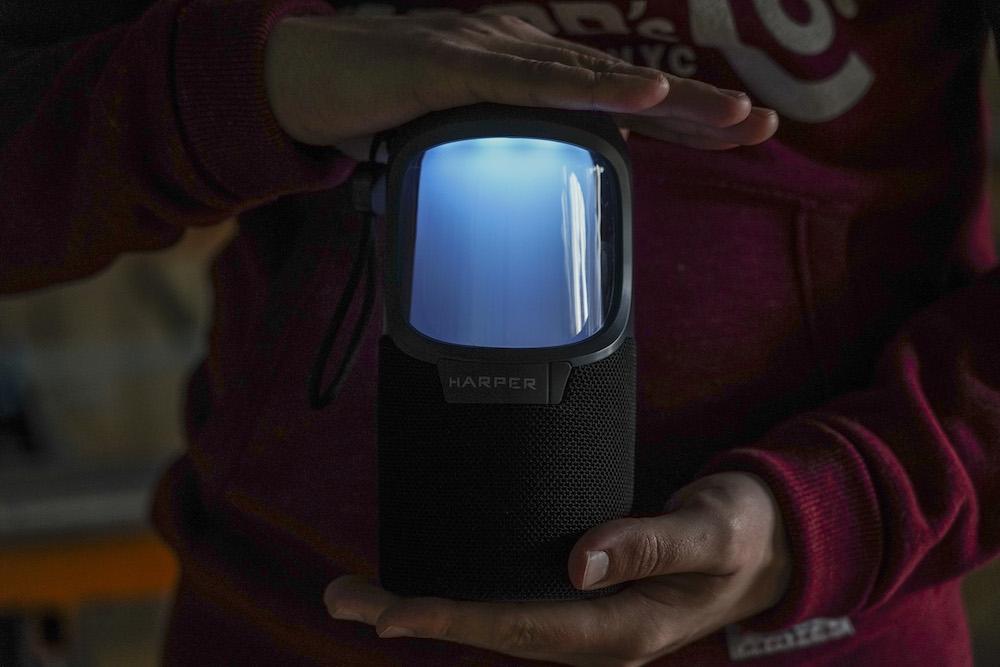 Обзор Harper Magic Lantern PSL-021 — аудиовизуальный оргазм