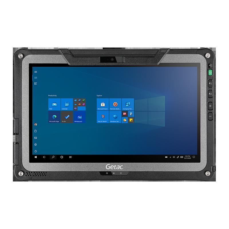 Представлен производительный защищенный планшет Getac F110