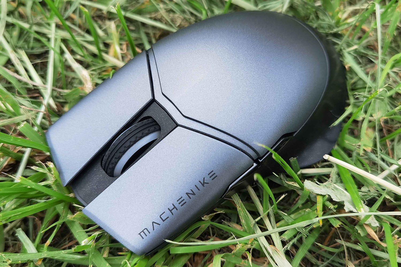 Machenike M830 – беспроводная мышка с интересной внешностью
