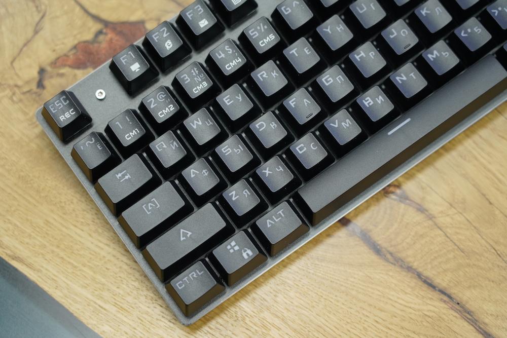 Механическая клавиатура Harper Gaming Sierra GKB-P102