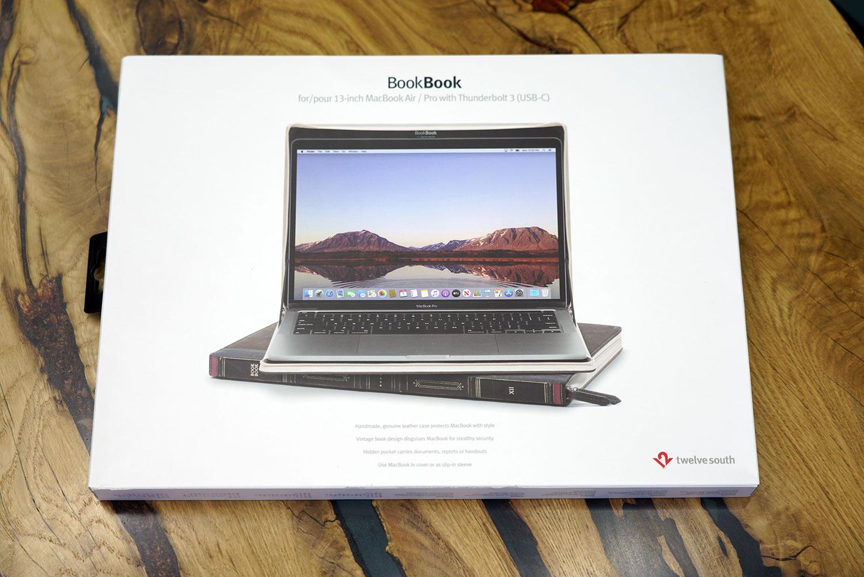 Чехол BookBook специально для любимого MacBook и другие ништяки от Twelve South