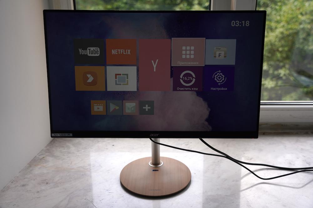 """Обзор монитора Acer ConceptD CP1271V 27"""" — приятный IPS"""