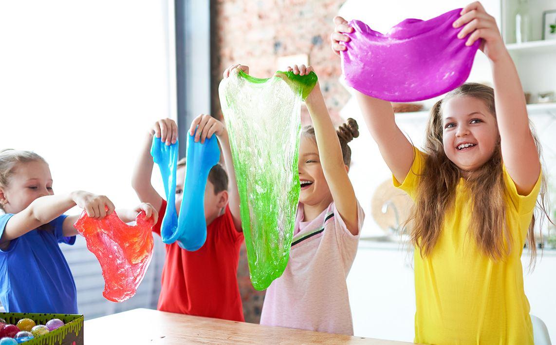 Чем занять активного ребенка