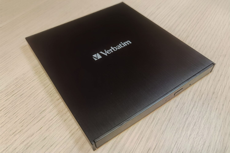 Обзор Verbatim External Slimline Blu-Ray Writer. Универсальный USB 3.2 Gen1 привод для оптических дисков