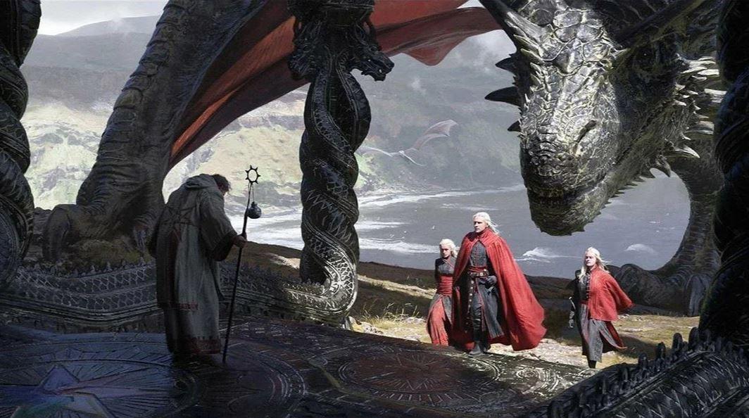 «Дом дракона»: создатели приквела «Игры престолов» поделились первым тизером