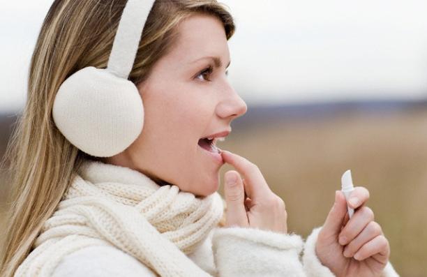 Как защитить кожу лица в непогоду